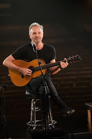 "Sneak Peek Event for Sting in ""The Last Ship"" at Center Theatre Group/Ahmanson Theatre"