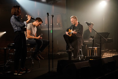"""Sneak Peek Event for Sting in """"The Last Ship"""" at Center Theatre Group/Ahmanson Theatre"""