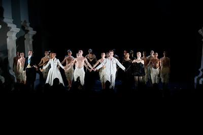 "Matthew Bourne's ""Swan Lake"" at Center Theatre Group/Ahmanson Theatre, December 5, 2019 - Los Angeles, America"