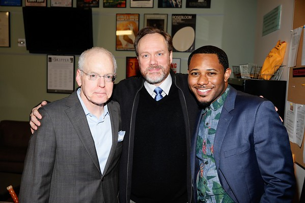 """""""The Christians"""" CTG/Mark Taper Forum Opening, Los Angeles, America - 13 Dec 2015"""