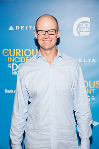 """""""The Curious Incident of the Dog in the Night-Time"""" Center Theatre Group/Ahmanson Theatre Opening, Los Angeles, America - 4 August 2017"""
