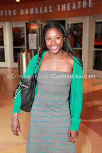 """1204067-006    CULVER CITY, CA - JANUARY 19: The opening night performance of """"The Convert"""" at Center Theatre Group Kirk Douglas Theatre on April 4/19/12, 2012 in Culver City, California. (Photo by Ryan Miller/Capture Imaging)"""