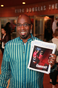 """1204067-012    CULVER CITY, CA - JANUARY 19: The opening night performance of """"The Convert"""" at Center Theatre Group Kirk Douglas Theatre on April 4/19/12, 2012 in Culver City, California. (Photo by Ryan Miller/Capture Imaging)"""