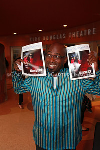 """1204067-015    CULVER CITY, CA - JANUARY 19: The opening night performance of """"The Convert"""" at Center Theatre Group Kirk Douglas Theatre on April 4/19/12, 2012 in Culver City, California. (Photo by Ryan Miller/Capture Imaging)"""