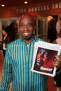 """1204067-013    CULVER CITY, CA - JANUARY 19: The opening night performance of """"The Convert"""" at Center Theatre Group Kirk Douglas Theatre on April 4/19/12, 2012 in Culver City, California. (Photo by Ryan Miller/Capture Imaging)"""