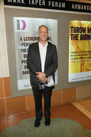 """""""Throw Me on the Burnpile and Light Me Up"""" Center Theatre Group's Kirk Douglas Theatre Opening, Culver City, California - 16 Sept 2016"""