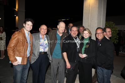 """1203045-028       LOS ANGELES, CA - MARCH 21:The opening night performance of """"Waiting for Godot"""" at Center Theatre Group's Mark Taper Forum on March 21, 2012 in Los Angeles, California. (Photo by Ryan Miller/Capture Imaging)"""