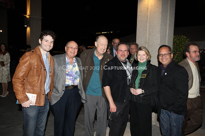 """1203045-029       LOS ANGELES, CA - MARCH 21:The opening night performance of """"Waiting for Godot"""" at Center Theatre Group's Mark Taper Forum on March 21, 2012 in Los Angeles, California. (Photo by Ryan Miller/Capture Imaging)"""