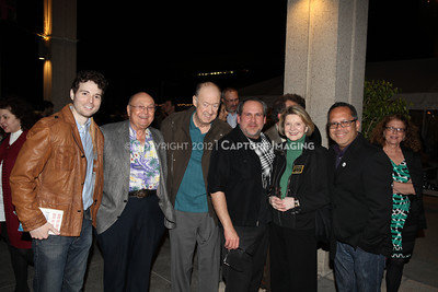 """1203045-026       LOS ANGELES, CA - MARCH 21:The opening night performance of """"Waiting for Godot"""" at Center Theatre Group's Mark Taper Forum on March 21, 2012 in Los Angeles, California. (Photo by Ryan Miller/Capture Imaging)"""