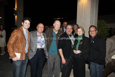 """1203045-030       LOS ANGELES, CA - MARCH 21:The opening night performance of """"Waiting for Godot"""" at Center Theatre Group's Mark Taper Forum on March 21, 2012 in Los Angeles, California. (Photo by Ryan Miller/Capture Imaging)"""