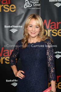 """1206187-017    LOS ANGELES, CA - JUNE 30: The opening night performance of """"War Horse"""" at Center Theatre Goup/Ahmanson Theatre on June 30, 2012 in Los Angeles, California. (Photo by Ryan Miller/Capture Imaging)"""