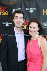 """1206187-010    LOS ANGELES, CA - JUNE 30: The opening night performance of """"War Horse"""" at Center Theatre Goup/Ahmanson Theatre on June 30, 2012 in Los Angeles, California. (Photo by Ryan Miller/Capture Imaging)"""