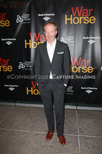 """1206187-040    LOS ANGELES, CA - JUNE 30: The opening night performance of """"War Horse"""" at Center Theatre Goup/Ahmanson Theatre on June 30, 2012 in Los Angeles, California. (Photo by Ryan Miller/Capture Imaging)"""
