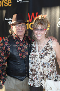 """1206187-002    LOS ANGELES, CA - JUNE 30: The opening night performance of """"War Horse"""" at Center Theatre Goup/Ahmanson Theatre on June 30, 2012 in Los Angeles, California. (Photo by Ryan Miller/Capture Imaging)"""