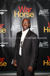 """1206187-047    LOS ANGELES, CA - JUNE 30: The opening night performance of """"War Horse"""" at Center Theatre Goup/Ahmanson Theatre on June 30, 2012 in Los Angeles, California. (Photo by Ryan Miller/Capture Imaging)"""