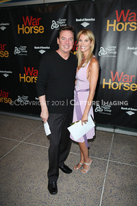 """1206187-037    LOS ANGELES, CA - JUNE 30: The opening night performance of """"War Horse"""" at Center Theatre Goup/Ahmanson Theatre on June 30, 2012 in Los Angeles, California. (Photo by Ryan Miller/Capture Imaging)"""