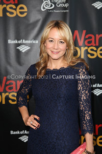 """1206187-018    LOS ANGELES, CA - JUNE 30: The opening night performance of """"War Horse"""" at Center Theatre Goup/Ahmanson Theatre on June 30, 2012 in Los Angeles, California. (Photo by Ryan Miller/Capture Imaging)"""