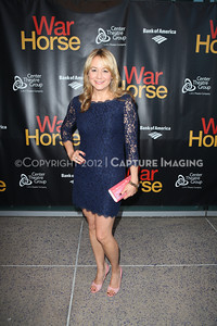 """1206187-022    LOS ANGELES, CA - JUNE 30: The opening night performance of """"War Horse"""" at Center Theatre Goup/Ahmanson Theatre on June 30, 2012 in Los Angeles, California. (Photo by Ryan Miller/Capture Imaging)"""