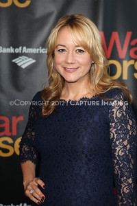 """1206187-020    LOS ANGELES, CA - JUNE 30: The opening night performance of """"War Horse"""" at Center Theatre Goup/Ahmanson Theatre on June 30, 2012 in Los Angeles, California. (Photo by Ryan Miller/Capture Imaging)"""
