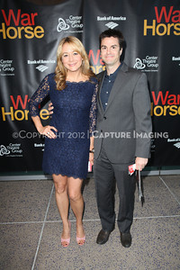 """1206187-014    LOS ANGELES, CA - JUNE 30: The opening night performance of """"War Horse"""" at Center Theatre Goup/Ahmanson Theatre on June 30, 2012 in Los Angeles, California. (Photo by Ryan Miller/Capture Imaging)"""