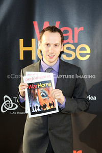 """1206187-007    LOS ANGELES, CA - JUNE 30: The opening night performance of """"War Horse"""" at Center Theatre Goup/Ahmanson Theatre on June 30, 2012 in Los Angeles, California. (Photo by Ryan Miller/Capture Imaging)"""