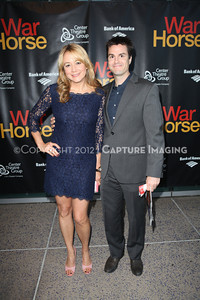 """1206187-015    LOS ANGELES, CA - JUNE 30: The opening night performance of """"War Horse"""" at Center Theatre Goup/Ahmanson Theatre on June 30, 2012 in Los Angeles, California. (Photo by Ryan Miller/Capture Imaging)"""