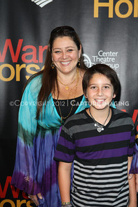 """1206187-025    LOS ANGELES, CA - JUNE 30: The opening night performance of """"War Horse"""" at Center Theatre Goup/Ahmanson Theatre on June 30, 2012 in Los Angeles, California. (Photo by Ryan Miller/Capture Imaging)"""