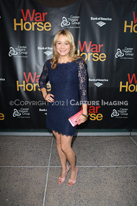"""1206187-021    LOS ANGELES, CA - JUNE 30: The opening night performance of """"War Horse"""" at Center Theatre Goup/Ahmanson Theatre on June 30, 2012 in Los Angeles, California. (Photo by Ryan Miller/Capture Imaging)"""