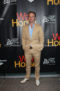 """1206187-029    LOS ANGELES, CA - JUNE 30: The opening night performance of """"War Horse"""" at Center Theatre Goup/Ahmanson Theatre on June 30, 2012 in Los Angeles, California. (Photo by Ryan Miller/Capture Imaging)"""