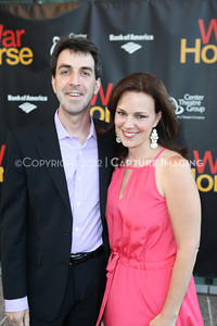 """1206187-011    LOS ANGELES, CA - JUNE 30: The opening night performance of """"War Horse"""" at Center Theatre Goup/Ahmanson Theatre on June 30, 2012 in Los Angeles, California. (Photo by Ryan Miller/Capture Imaging)"""