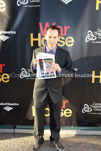 """1206187-009    LOS ANGELES, CA - JUNE 30: The opening night performance of """"War Horse"""" at Center Theatre Goup/Ahmanson Theatre on June 30, 2012 in Los Angeles, California. (Photo by Ryan Miller/Capture Imaging)"""