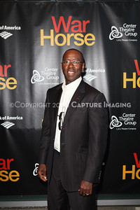 """1206187-046    LOS ANGELES, CA - JUNE 30: The opening night performance of """"War Horse"""" at Center Theatre Goup/Ahmanson Theatre on June 30, 2012 in Los Angeles, California. (Photo by Ryan Miller/Capture Imaging)"""