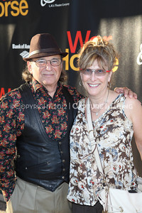 """1206187-001    LOS ANGELES, CA - JUNE 30: The opening night performance of """"War Horse"""" at Center Theatre Goup/Ahmanson Theatre on June 30, 2012 in Los Angeles, California. (Photo by Ryan Miller/Capture Imaging)"""