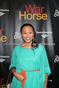 """1206187-048    LOS ANGELES, CA - JUNE 30: The opening night performance of """"War Horse"""" at Center Theatre Goup/Ahmanson Theatre on June 30, 2012 in Los Angeles, California. (Photo by Ryan Miller/Capture Imaging)"""