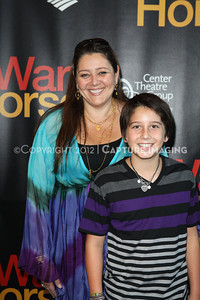 """1206187-026    LOS ANGELES, CA - JUNE 30: The opening night performance of """"War Horse"""" at Center Theatre Goup/Ahmanson Theatre on June 30, 2012 in Los Angeles, California. (Photo by Ryan Miller/Capture Imaging)"""