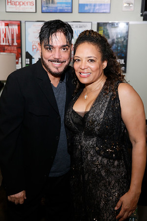 """""""Water by the Spoonful"""" Center Theatre Group/Mark Taper Forum opening, Los Angeles, America - 11 Feb 2018"""