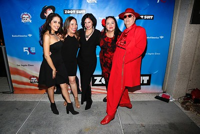 "Opening Night of ""Zoot Suit"""