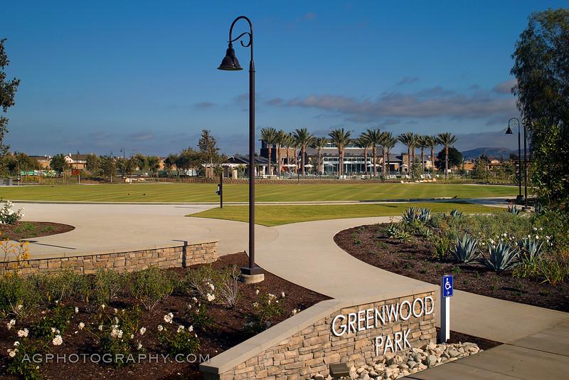 Greenwood Park/The Legacy Club at Tustin Legacy, Tustin, CA, 7/7/15.
