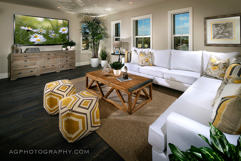 Kingston Models by Standard Pacific Homes, San Diego, CA, 5/21/15.