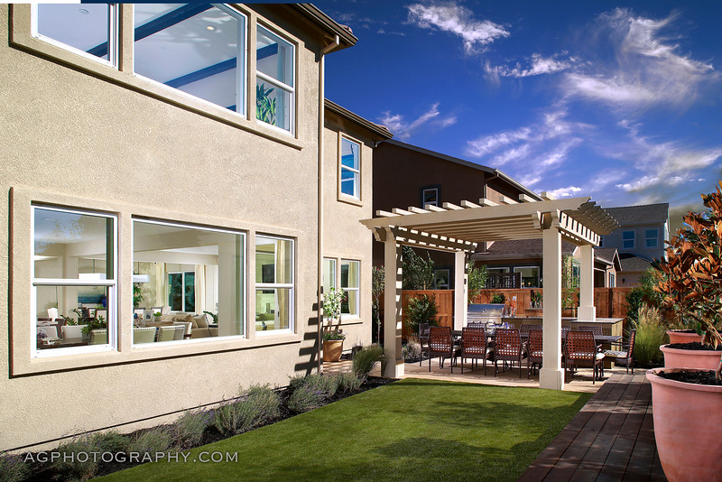 Legacy at Ellis Models by Cal Atlantic Homes, Tracy, CA, 9/6/16.