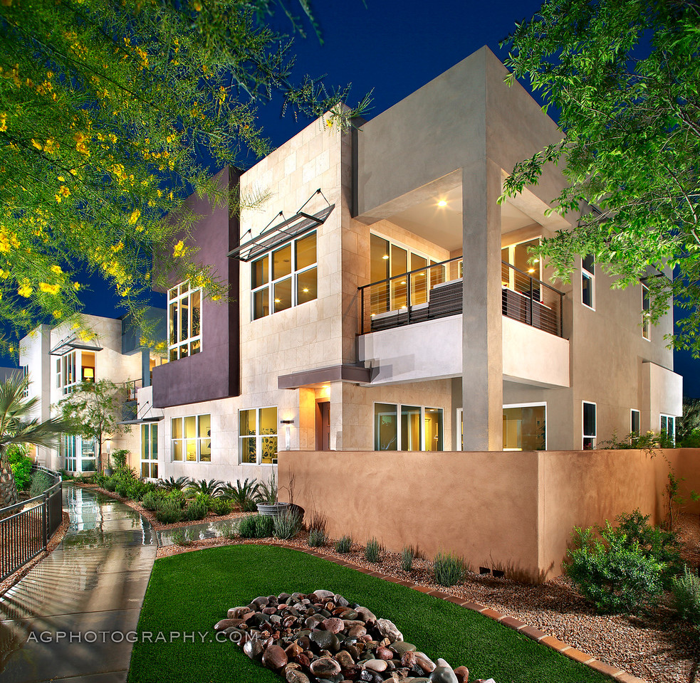 San Victor by Cal Atlantic Homes, Scottsdale, AZ, 3/27/17.
