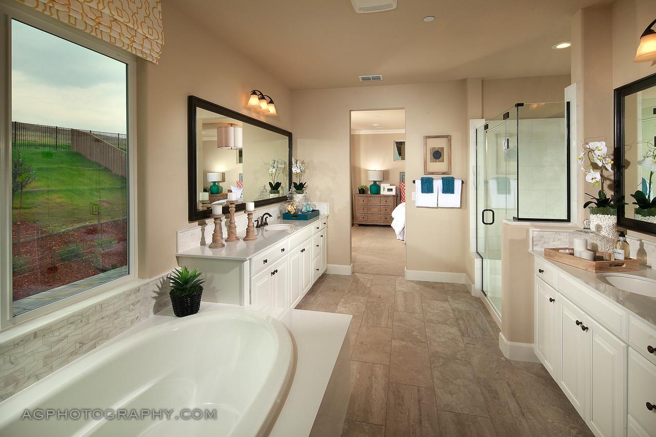 Sierramonte Models by CAL Atlantic Homes, El Dorado Hills, CA, 12/14/16.