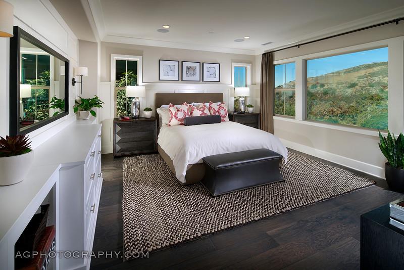 Skyridge Models by CalAtlantic Homes, Mission Viejo, CA. 8/19/16.