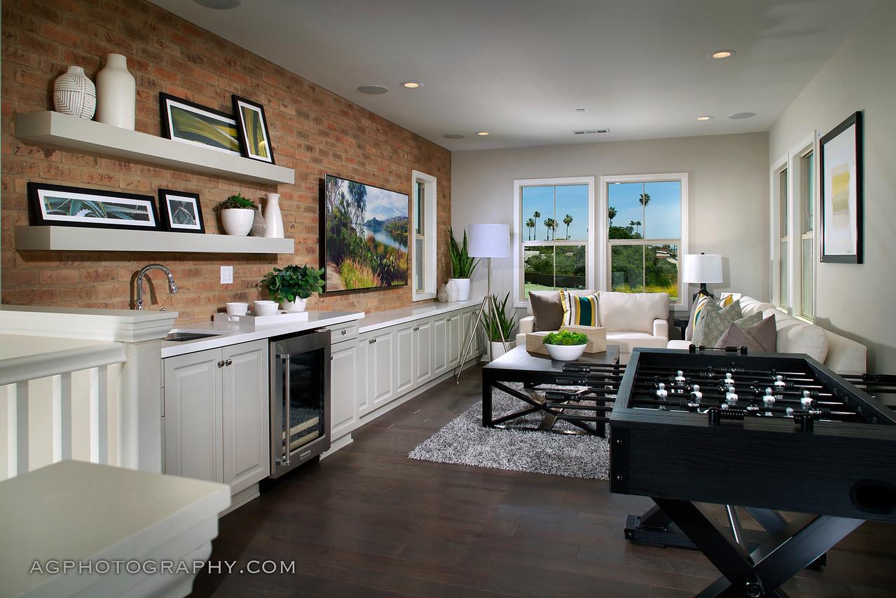 Tavara Ridge Models by Cal Atlantic Homes, Sand Diego, CA, 4/20/17.