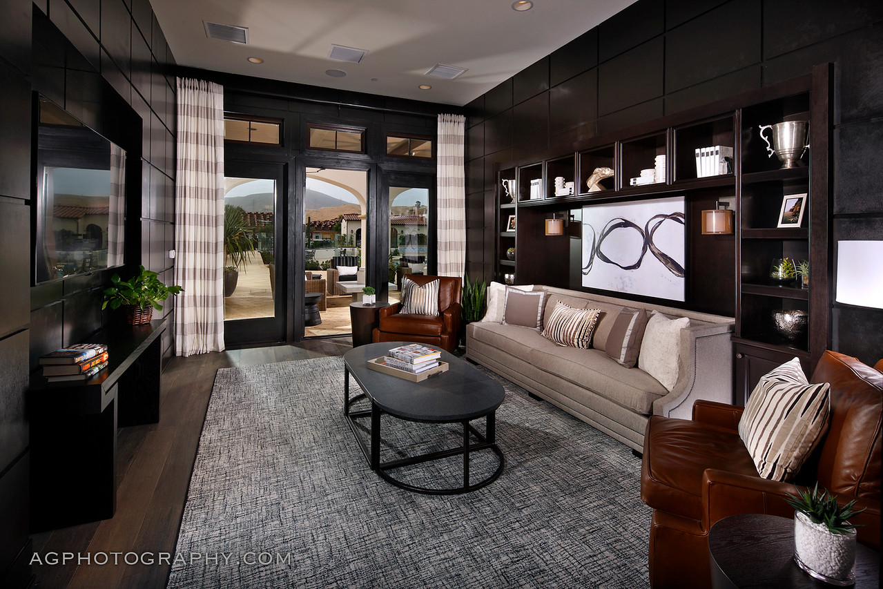 The Club at Auberge by CAL Atlantic Homes, San Diego, CA, 7/25/16.