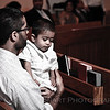 Caleb Abraham - Baptism : Baptism ceremony at The Church of the Saviour.