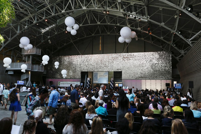The 2016 California State Science Fair Awards Ceremony