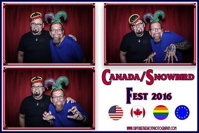 Canada Snowbird Fest 2016-17