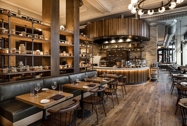 Urban Farmer - The Oxford Hotel; Denver, Colorado, United States