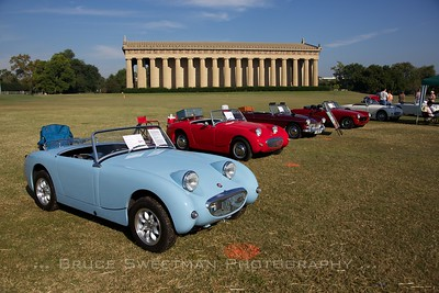 British Car Show--Centennial Park